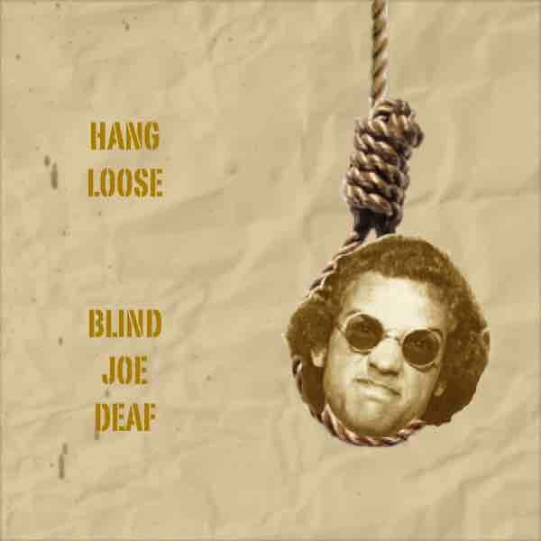 Mel Croucher was Blind Joe Deaf