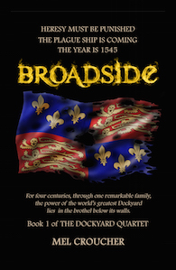 Broadside by Mel Croucher