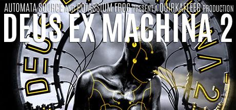 Mel Croucher Deus Ex Machina 2