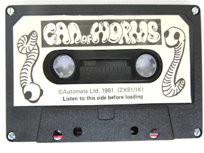 Can Of Worms - Mel Croucher