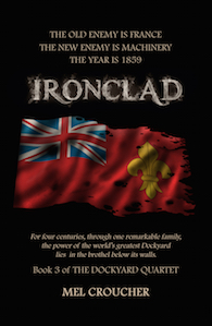 Ironclad by Mel Croucher