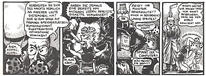 Mel Croucher and Robin Evans - Disketten Johanna