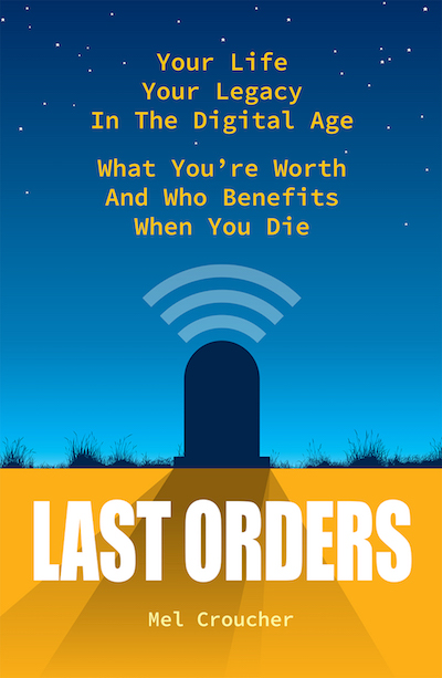 Last Orders by Mel Croucher
