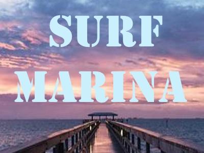 Surf Marina, Mel Croucher
